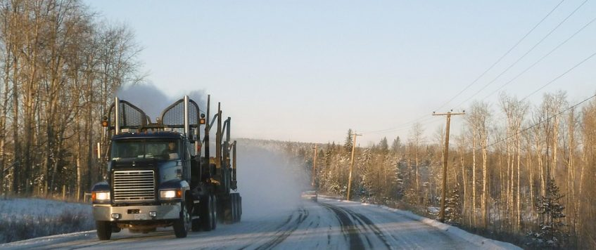 8+ Items Every Trucker Needs To Have For Winter Driving